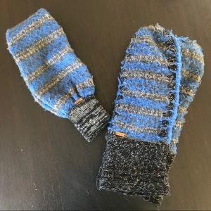 Free People Winter Mittens and Head Warmer